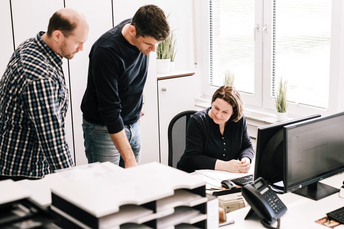 Team Büro Schüer